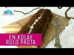 20 dakikada RULO PASTA Tarifi|Pasta Tarifleri|Masmavi3Mutfakta▪ - YouTube