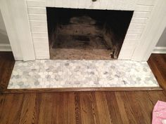 Retro Ranch Reno: Operation Hearth Re-Tile - Let the Laying Begin...