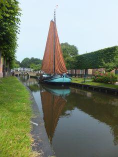 Zuiderzeemuseum, Enkhuizen, Noord-Holland.