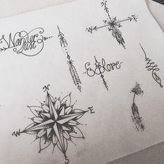 Dreamy Dotwork Designs - Prettiest Mandala Tattoos on Pinterest