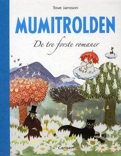 Læs om Mumitrolden. De tre første romaner - De små trolde og den store oversvømmelse, Kometen kommer, Troldmandens hat. Udgivet af Carlsen. Bogens ISBN er 9788762655218, køb den her