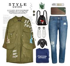 """Sunday guide"" by solespejismo ❤ liked on Polyvore featuring H&M, Monki, Vans, MCM, Native Union, Ray-Ban, Scotch & Soda, Le Labo and Brinley Co"