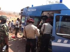 AUTO CRASH: 10 Persons Perish In Ebonyi