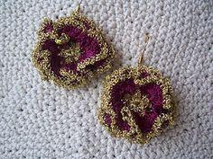 Outstanding Crochet: Earrings