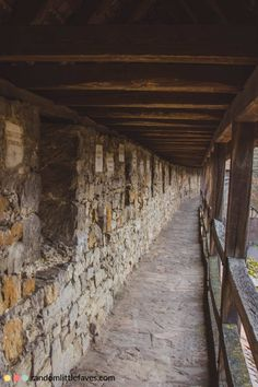The perimeter walls in Rothenburg ob der Tauber, Germany. Romantic Road, Romantic Places, Rothenburg Ob Der Tauber, Brandenburg Gate, Medieval Castle, Germany Travel, Amazing Places, Austria, Places To See