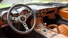 Lamborghini Miura, regular