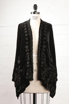 Mmmmmmmmm velvet.
