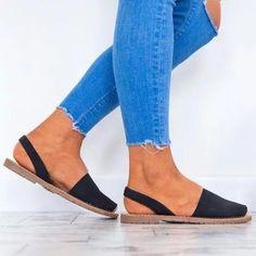 03a9c8e6f Colors Slip On Espadrilles Flip Flop Plus Size Sandals