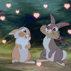 14 Best Thumper Images Bambi Disney Desenhos Animados Amor
