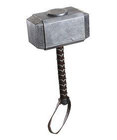 Look at this #zulilyfind! Avengers Thor Hammer #zulilyfinds