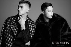 KARD's picture teasers for their 'Red Moon' comeback look pretty great - Asian Junkie Mamamoo, K Pop, Mini Albums, Kard Bm, Joker, Dsp Media, Fandom, Red Moon, Funny Facts