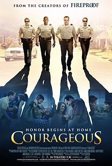 Courageous! Loved it.  Also if you like this one check out Fireproof