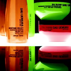 2007: Shu Uemura Art of Hair was launched in 2007 inspired by the revolutionary vision of Mr. Shu Uemura, purity of Eastern Beauty balanced with Western glamour.