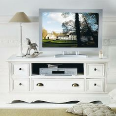 1000 images about id es d co salon on pinterest white for Meuble tv josephine