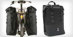 Chrome Knurled Welded Urban Ex Rolltop 18
