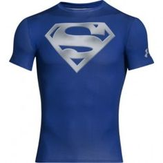 Kompresné tričko Under Armour® Alter Ego Superman