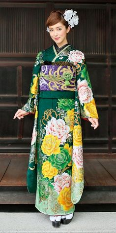Japanese Geisha, Japanese Models, Japanese Beauty, Japanese Kimono, Oriental Dress, Oriental Fashion, Japanese Outfits, Japanese Fashion, Kimono Design