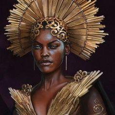 Black art pictures, black artwork, female art, character art, character p. Black Love Art, Black Girl Art, Art Girl, African American Art, African Art, African Kids, African Masks, African Women, Arte Black