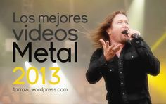 Los mejores videos metal 2013