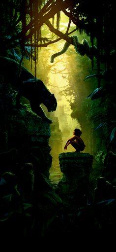 Mowgli.. Amoled Wallpaper.. (2160×4680)
