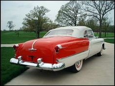 1953 Oldsmobile Fiesta Convertible Automatic