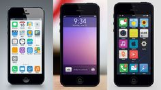 8 iOS 7 Mockups: Is This What Your Next iPhone Will Look Like?