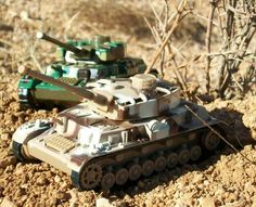 DELUXE MILITARY DIE CAST TOY TANKS – 3 PIECE « Delay Gifts