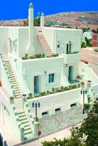 Kontaratos Studios & Apartments, #Paros apartments, Parikia, Cyclades, Greece       www.paroseasybooking.gr