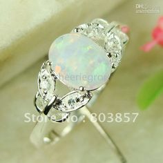 gorgeous opal ring
