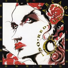 Arcadia-So Red The Rose 1985
