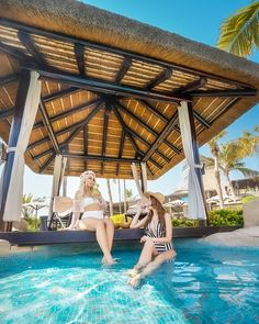 Sofitel Dubai The Palm Resort and Spa, Palm Jumeirah, allow clients to escape the stress of the concrete jungle and relax in a natural paradise. Palm Resort, Resort Spa, Sofitel Hotel, Timber Pergola, Pressure Treated Timber, Beach Cabana, Palm Jumeirah, Thatched Roof, Concrete Jungle