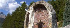 Christ of the Mines Shrine - Silverton, Colorado