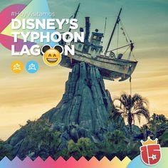 Agua y sol y mucho juego en Disney's Typhoon Lagoon con los grupos #celesteJ16 y #amarilloJ16!  #EstamosEnDisney con #enjoy15!