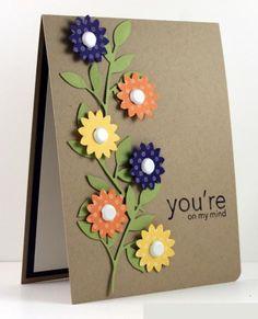 Hand made card................