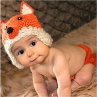 100% Brand New.Handmade! Color: show as pictures  Suit for: girl or boy Size:hat head circumference