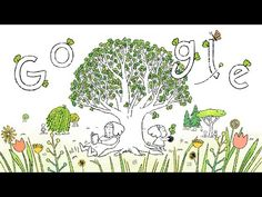Earth Day 2021 Doodle - YouTube Google Doodles, World Earth Day, Environment Day, Happy Earth, Bright Future, Animation Film, Mother Earth, Mother Nature, Interaction Design