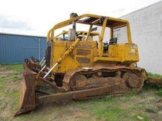 John Deere 850B Crawler Dozers for Sale :: Construction Equipment Guide