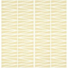 Brita Sweden - Vloerkleden Helmi in light yellow 150 x 200 cm