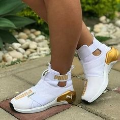 Best Sneakers Fashion Part 8 Sneakers Mode, Cute Sneakers, Best Sneakers, Sneakers Fashion, Shoes Sneakers, Puma Shoes Women, Puma Tennis Shoes, Women Nike, Fresh Shoes