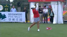 2013 Reignwood LPGA Classic - Das Highlightvideo von Golf Post - Spitzengolf bei der Reignwood LPGA Classic unter beeindruckender Kulisse. Sandra Gal (T15) und Caro Masson (T29) traten unter Smog in China an. Die 1,8 Millionen Dollar strich am Ende Shanshan Feng ei