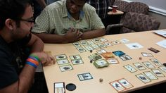 Some newcomers test out Scrapyard Empire at The International Game Developers Association's New Jersey chapter. Check out our project page for details on the game - http://www.scrapyardempire.com #game #kickstarter