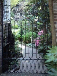 Emily Whaley's GardenPhoto by James R. Cothran::2010:The Cultural Landscape Foundation