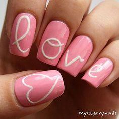 ¡Corazones por todos lados! 20 diseños de San Valentín para tus uñas ⋮ Es la moda