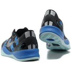 www.asneakers4u.com Nike Zoom Kobe 8 VIII Elite Lifestyle Black/Blue/