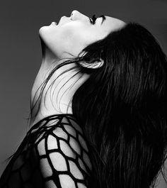 Model: Olga Kurylenko  Hair: Nicolas Eldin  Makeup: Lili Choi  Stylist: Cécile Martin  Photographers: Driu & Tiago  Magazine: i-mad by Madame Figaro  Issue: #21