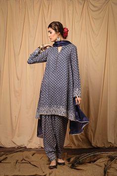 Zara Shahjahan Ready to Wear Luxury Pret Collection 2019 SKU : Pakistani Fashion Party Wear, Pakistani Dresses Casual, Pakistani Dress Design, Indian Fashion, Latest Pakistani Fashion, Pakistani Clothing, Casual Dresses, Womens Fashion, Dress Indian Style