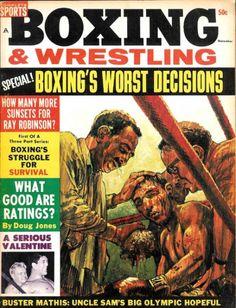 Boxing & Wrestling: November 1964 | Jim Cornette.com