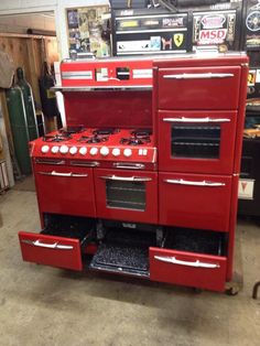 Trendy Vintage Kitchen Stove Country Living Ideas - pinupi love to share