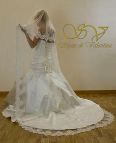 Velo Sposa Boote - Le spose di Valentina