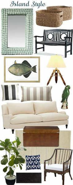 Perfect! I already own a couple of these pieces too! This is exactly what I was envisioning when I started collecting things for my living room. Love!